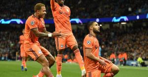BL, F-csoport: Guardiola a lelátóról nézte végig, ahogy kikap a Man. City