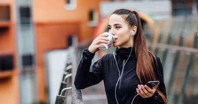 Kávé edzéshez: vajon jó döntés?