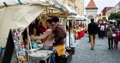Jóízű Orsolya-napi vásár a hétvégén Kőszegen – A kirakodók portékái mellett ismét nagy hangsúlyt kap a gasztronómia