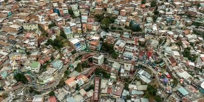 A világ egyik legveszélyesebb szegénynegyede: a kábítószer-kereskedelem melegágya