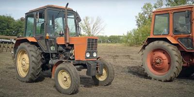 Kipróbálták a Magyarországon legendás traktort, aztán jött a meglepetés - videó