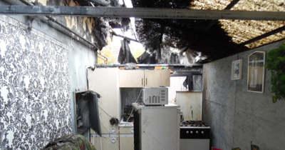 Balesetek és tűzesetek adtak munkát megyénk tűzoltóinak csütörtökön