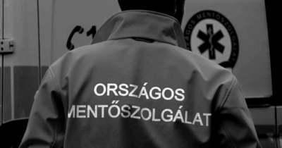 """""""Legenda volt"""" – bajtársukat gyászolják a tatabányai mentősök"""