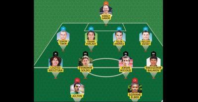 A Fradiból és a Bundesligából válogatott jórészt Lisztes Krisztián