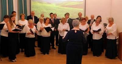 A Musica da Vinci kórus tízéves jubileumát ünnepelték Szolnokon