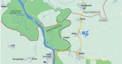 Ismét napirenden a horvát határvita