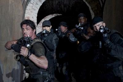 Sylvester Stallone leforgatta A feláldozhatók negyedik részét - videó