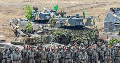 Ilyen tankokkal és helikopterekkel nyomul a magyar hadsereg