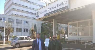 Új CT-berendezést kap a Kanizsai Dorottya Kórház