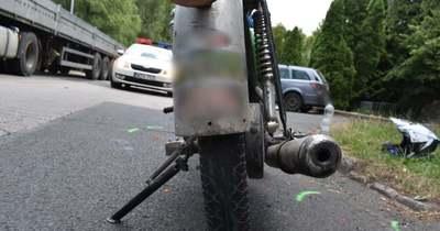 Tizenöt éves fiú gázolt el egy gyalogost segédmotoros kerékpárral Keszthelyen