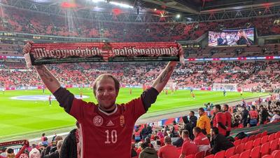 Ilyen volt a Wembley-balhé közelről: kipakol a magyar szemtanú