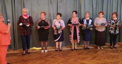 Új somogyi nagyasszonyokat avattak