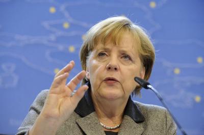 Angela Merkel Magyarországot és Lengyelországot védte
