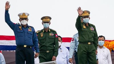 A burmai junta vezetője nem vehet részt az ASEAN csúcstalálkozóján