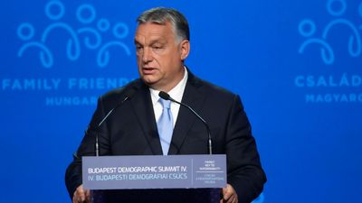 Megkapta a harmadik oltást Orbán Viktor
