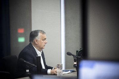 Ilyen harmadik oltást kapott Orbán Viktor miniszterelnök