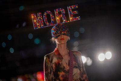 Képeken a budapesti Fashion Week első napja