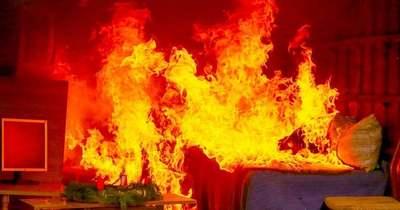 Tűz volt a kincsesbányai idősek otthonában, két embert ki kellett menekíteni