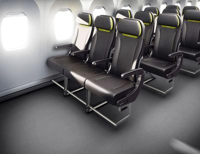 Új üléseket kapnak a Wizz Air gépei