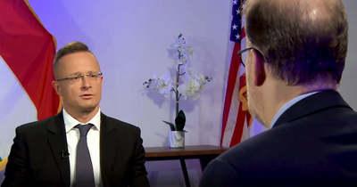 Szijjártó Péter közzé tette a teljes al-Dzsazíra interjút (videó)