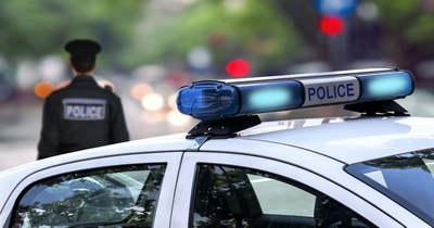 Felborult egy autó az 55-ös főúton, Mélykútnál