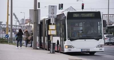 2022-ben havi 280 forint lesz a buszbérlet a fehérvári fiatalok számára