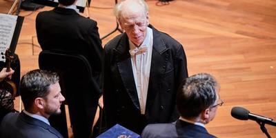 Születésnapi koncerten köszöntötték fel Kovács János karmestert