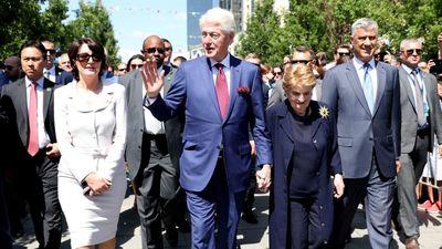 Kiengedték a kórházból Bill Clintont