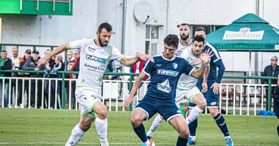 Kiütéssel nyert az FC Ajka Tiszakécske ellen