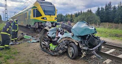 Tragikus vonatbaleset, kengurut fogtak, új utca és sebességkorlátozás – Ez történt a héten Vas megyében