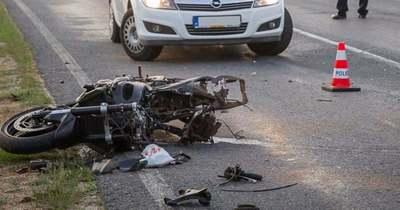 Tragédia! Balesetben meghalt egy motoros a szomszédos Vas megyében