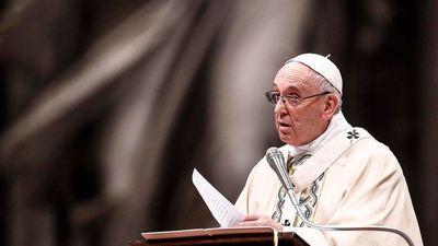 A terrorizmus ellen emelt szót Ferenc pápa