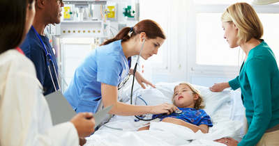 Szívszorító! Elhunyt koronavírusban egy 10 éves kislány: teljesen egészséges volt