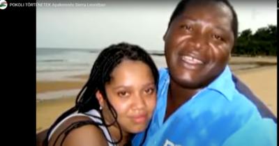 Apja előtt is titkolta betegségét Kandech Evelyne