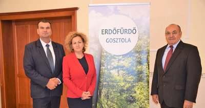 Gosztolán rendezték meg az első Erdőfürdő Konferenciát és fesztivált