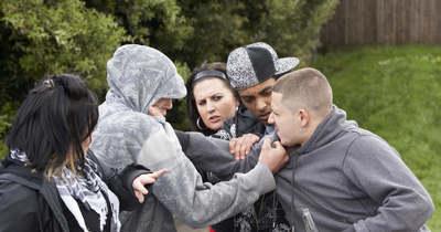 Hétindító verekedést tartottak Kaposváron a Rippl-Rónai utcában