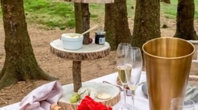 Titokzatos terülj-terülj asztalkára bukkantak a kirándulók az erdő közepén
