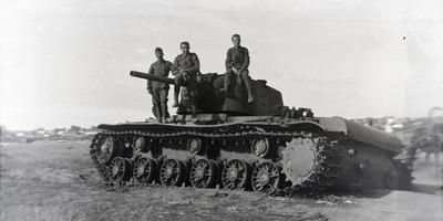 KVÍZ: Mennyire ismered a második világháború tankjait?