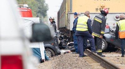 Megrázó helyszíni fotók a csengelei vonatbalesetről: Azonnal szörnyethalt egy ember