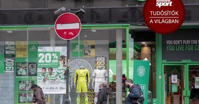 El: a Ferencváros másodszor is meghódítaná a nyüzsgő Glasgow-t