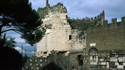 Döbbenet: ez a kétezer éves római beton még ma is szilárd