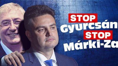 Kocsis Máté: Stop Gyurcsány! Stop Márki-Zay!
