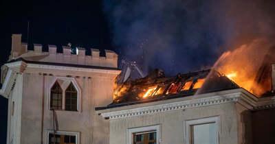 Nyíradonyi hoteltűz: megszólalt a szemtanú, aki elsőként riasztotta a tűzoltókat