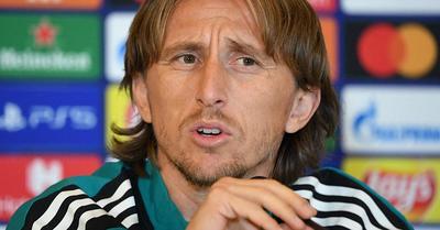 Real Madrid: Modricnak nem tetszik a FIFA-elnök ötlete