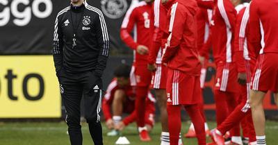 BL: az Ajax edzője felkapta a vizet Haaland nevének hallatán
