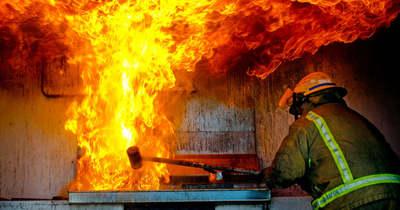 Tűz ütött ki egy ozorai házban