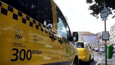 Megfojtja a taxisokat az üzemanyagár