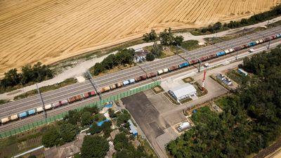 Nem győzi az orosz vasút a kínai dömpinget