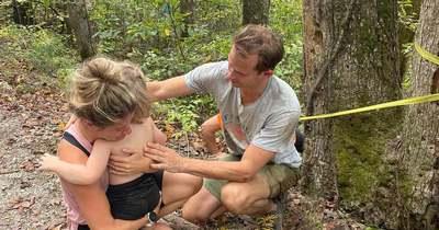 Csodával határos módon túl élt egy 20 méteres zuhanást egy négyéves fiú