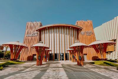 Nagyon sikeres a Magyar Pavilon gasztronómiai kínálata a Dubaji Világkiállításon